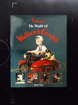 The World Of Wallace And Gromit hardback book by Andy Lane. Published 2004 Boxtree First Edition