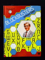 Blockbusters Annual 1989 hardback book. Published Central Independent Television ISBN 0 7235 6839 1.