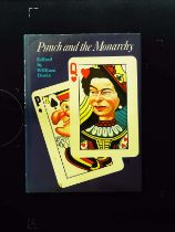 Punch And The Monarchy hardback book edited by William Davis. Published 1977 Hutchinson Of London