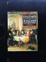 The Oxford Illustrated History Of English Literature hardback book edited by Pat Rogers. Published