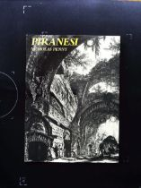 Piranesi paperback book by Nicholas Penny. Published 1978 Oresko Books ISBN 0 905368 49 5. 96 pages.