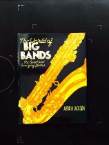 The World Of Big Bands The Sweet And Swinging Years hardback book by Arthur Jackson. Published