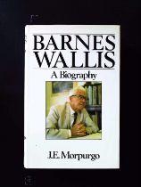 Barnes Wallace A Biography hardback book by J.E. Morpurgo. Published 1981 Ian Allan Ltd ISBN 0
