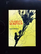 Charles Robinson paperback book by Leo De Freitas. Published 1976 Academy Editions SBN 85670 282
