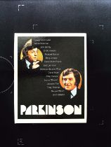 Parkinson Selected Television Interviews hardback book published 1975 Elm Tree Books First