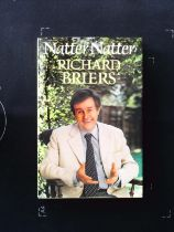 Natter Natter hardback book by Richard Briers. Published 1981 J. M. Dent and Sons 1st edition ISBN 0