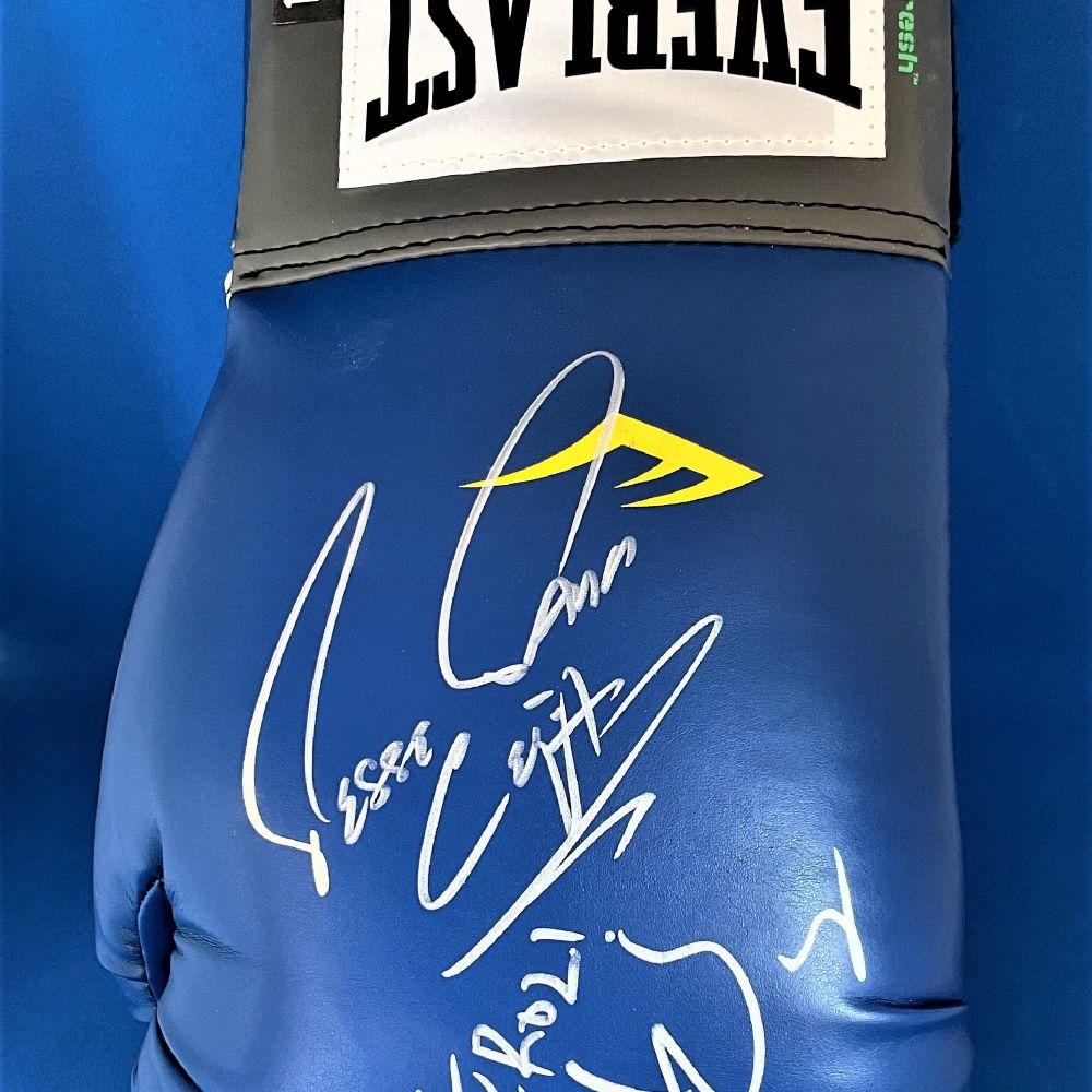 Sport Autograph Auction Football Boxing