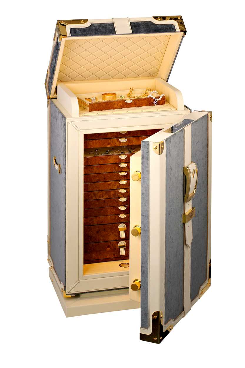 Döttling 'Pauline' - A luxury compact hand made free-standing safe, - Image 6 of 10