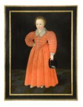 Attributed to Robert Peake (British, c.1551-1619)