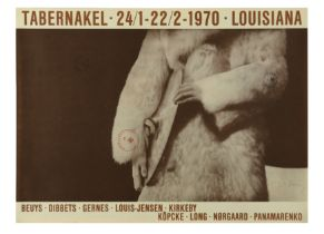 § Joseph Beuys (German 1921-1986)