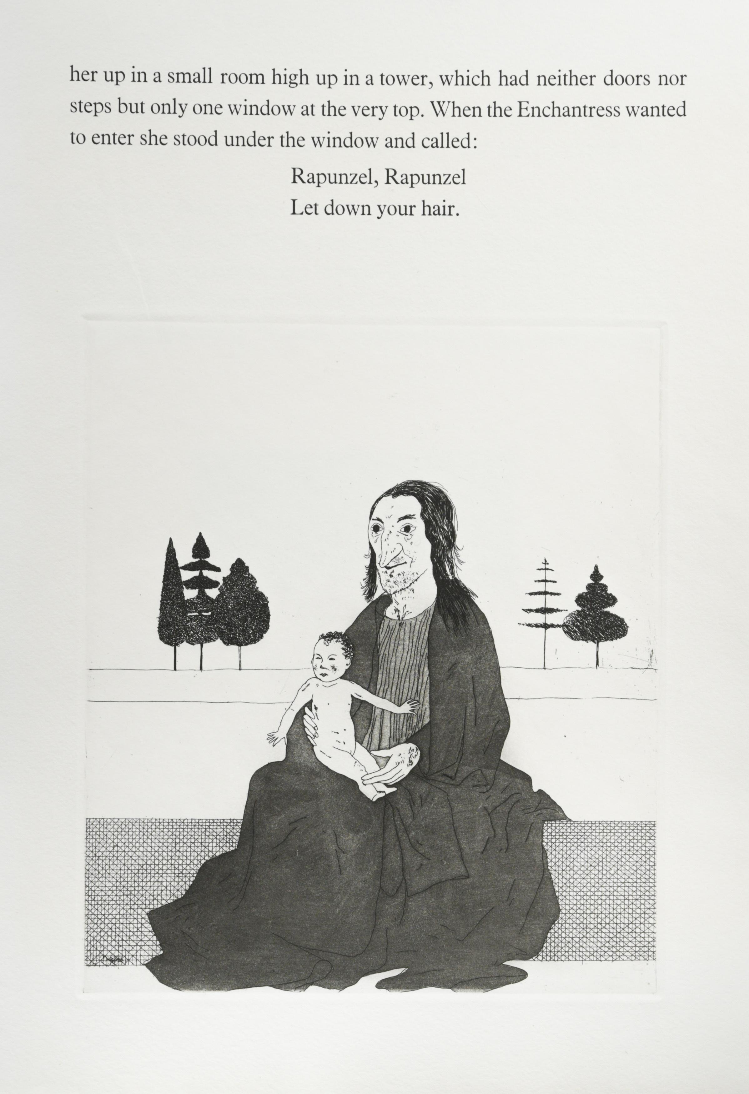 § David Hockney OM, CH, RA (British 1937-)