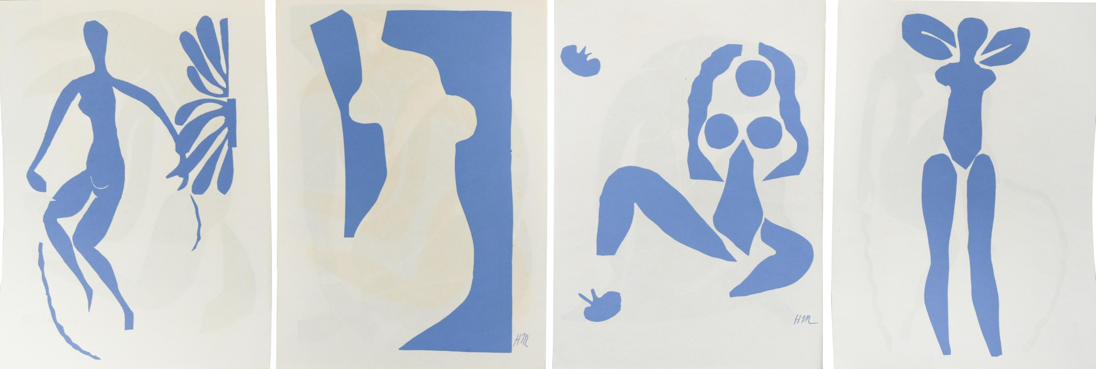 § Henri Matisse (French 1869-1954)
