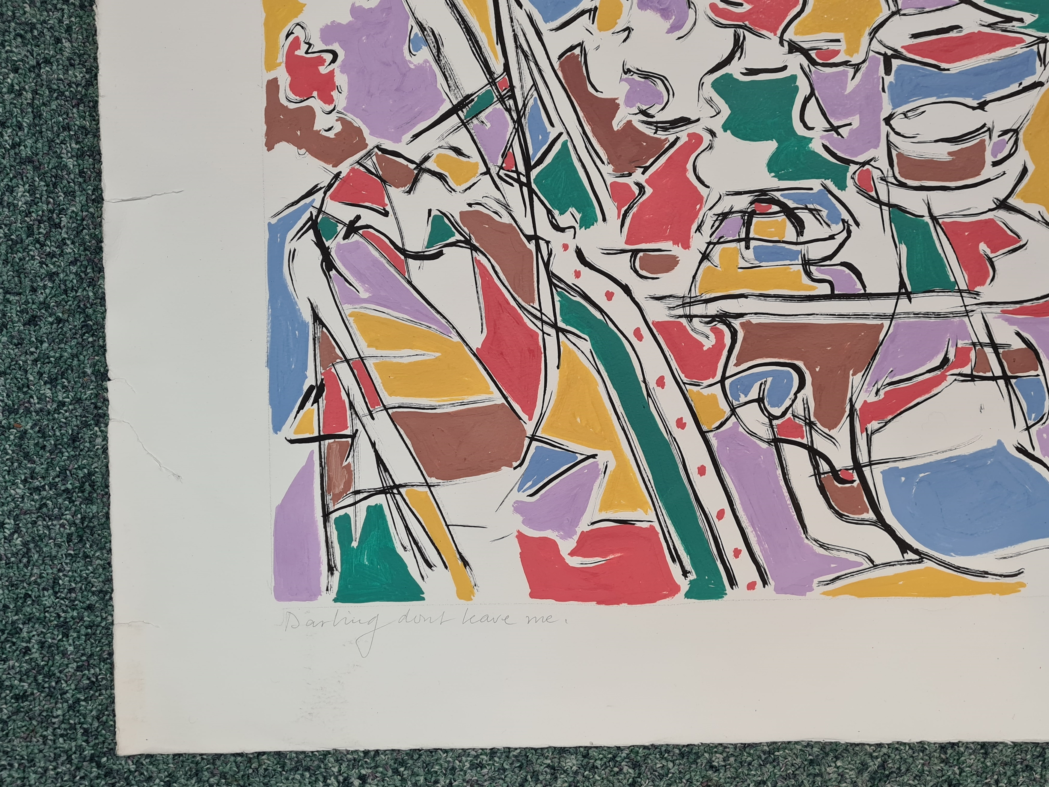 § A group of three unframed works, to include: - Image 6 of 11