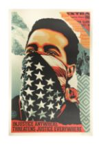 Shepard Fairey (American 1970-)