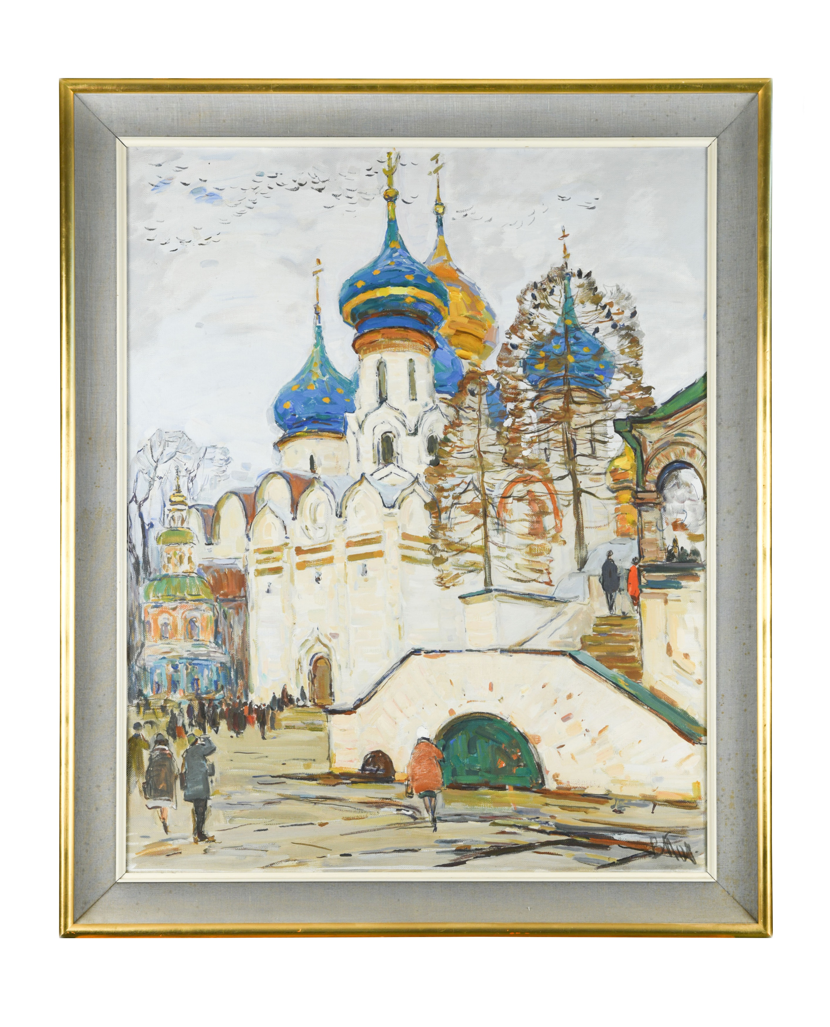 Vassili Paramonov (Russian 1923-2006)