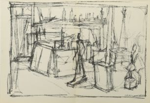 § Alberto Giacometti (Swiss 1901-1966)