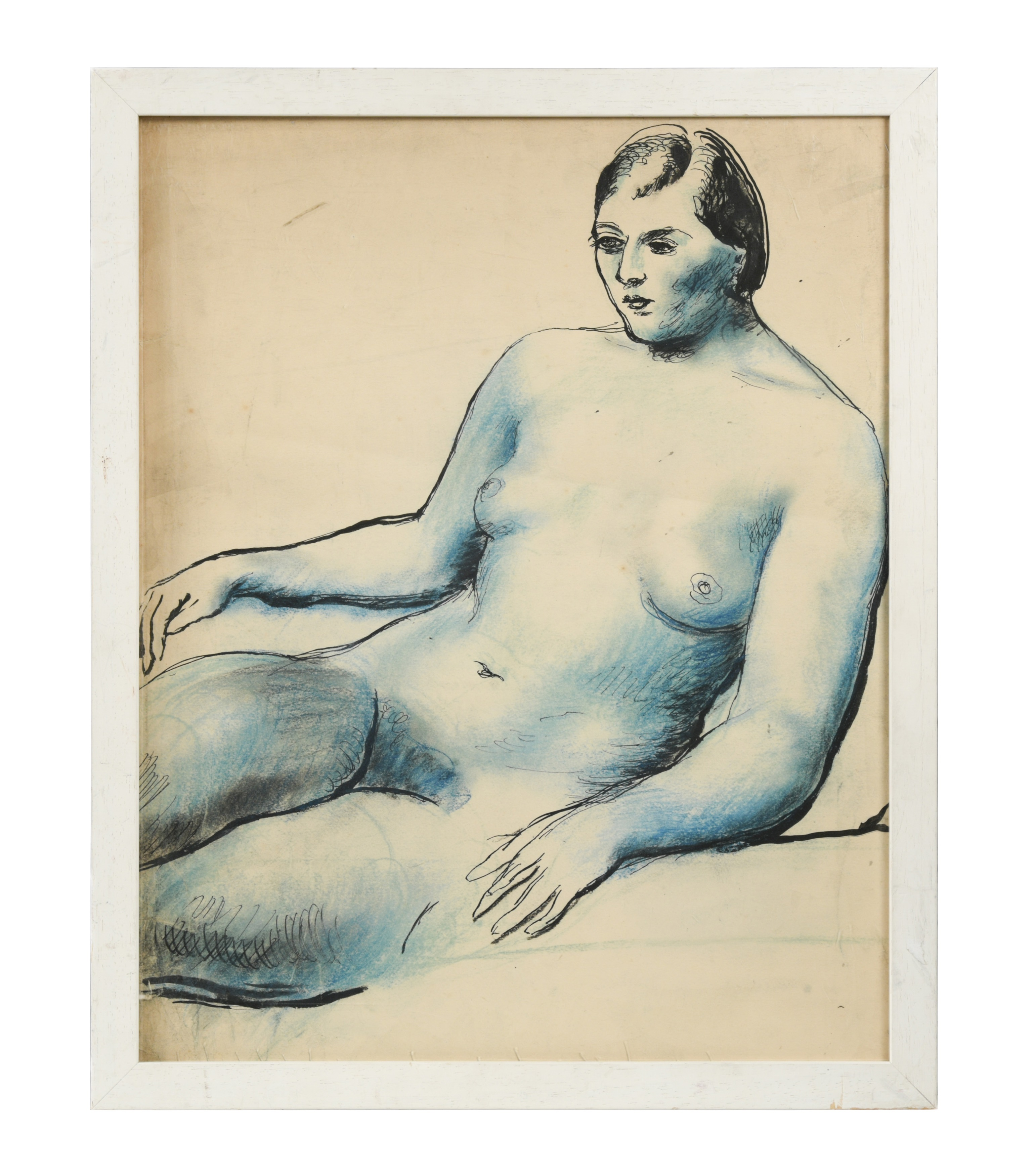 § Two 20th century nude studies to include: