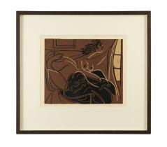 § Pablo Picasso (Spanish 1881-1973)