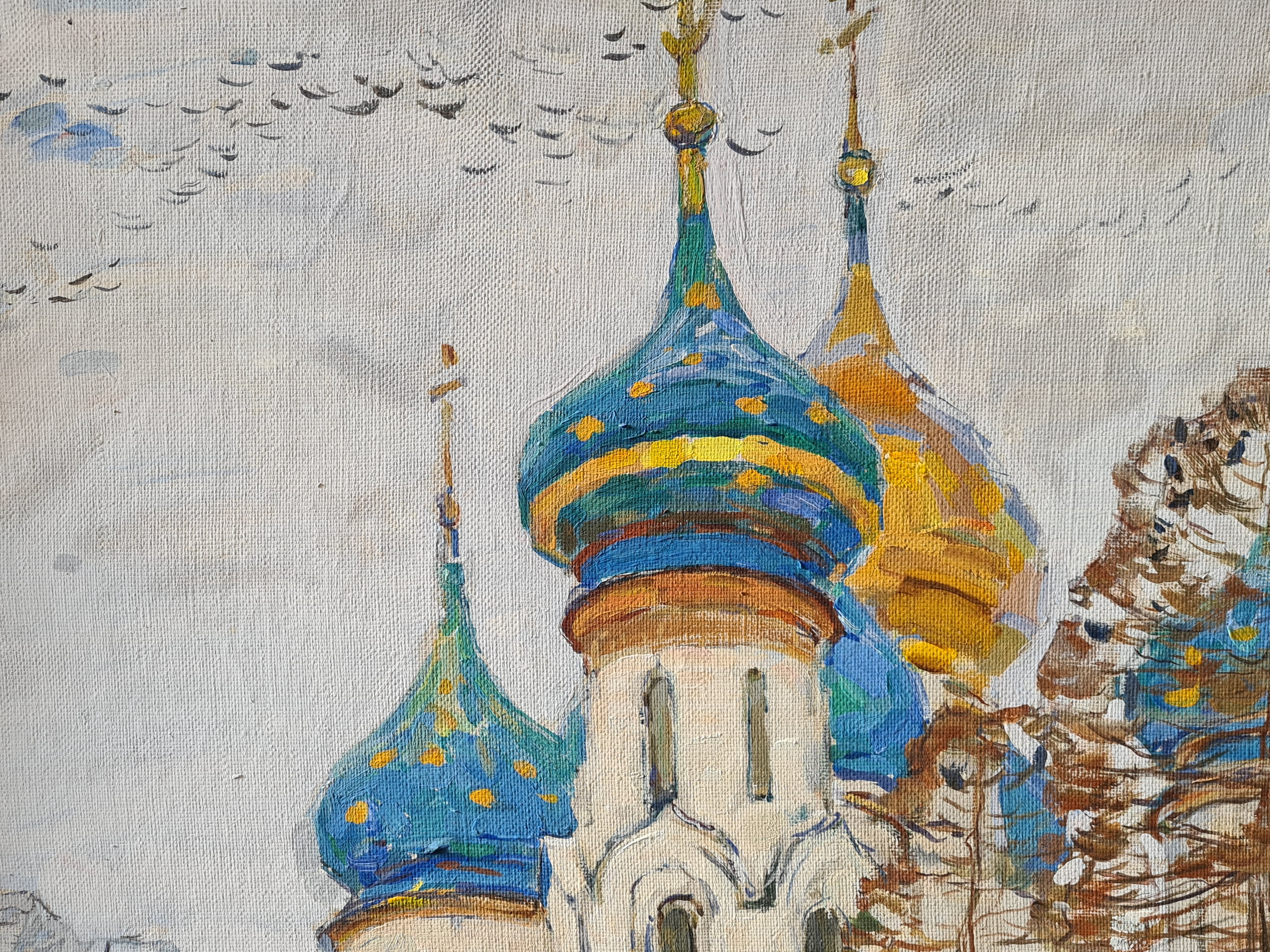 Vassili Paramonov (Russian 1923-2006) - Image 6 of 6