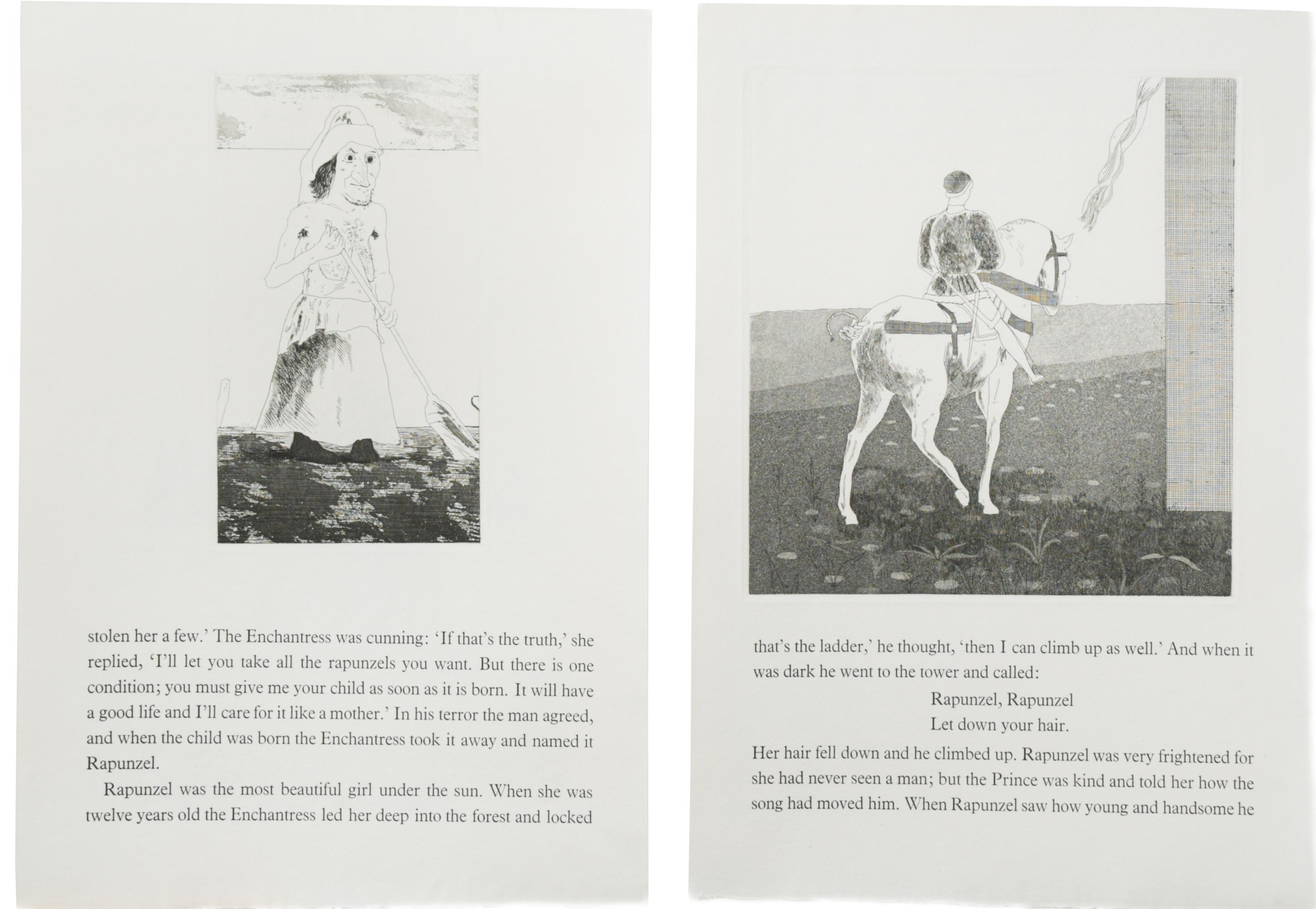 § David Hockney OM, CH, RA (British 1937-) - Image 2 of 2