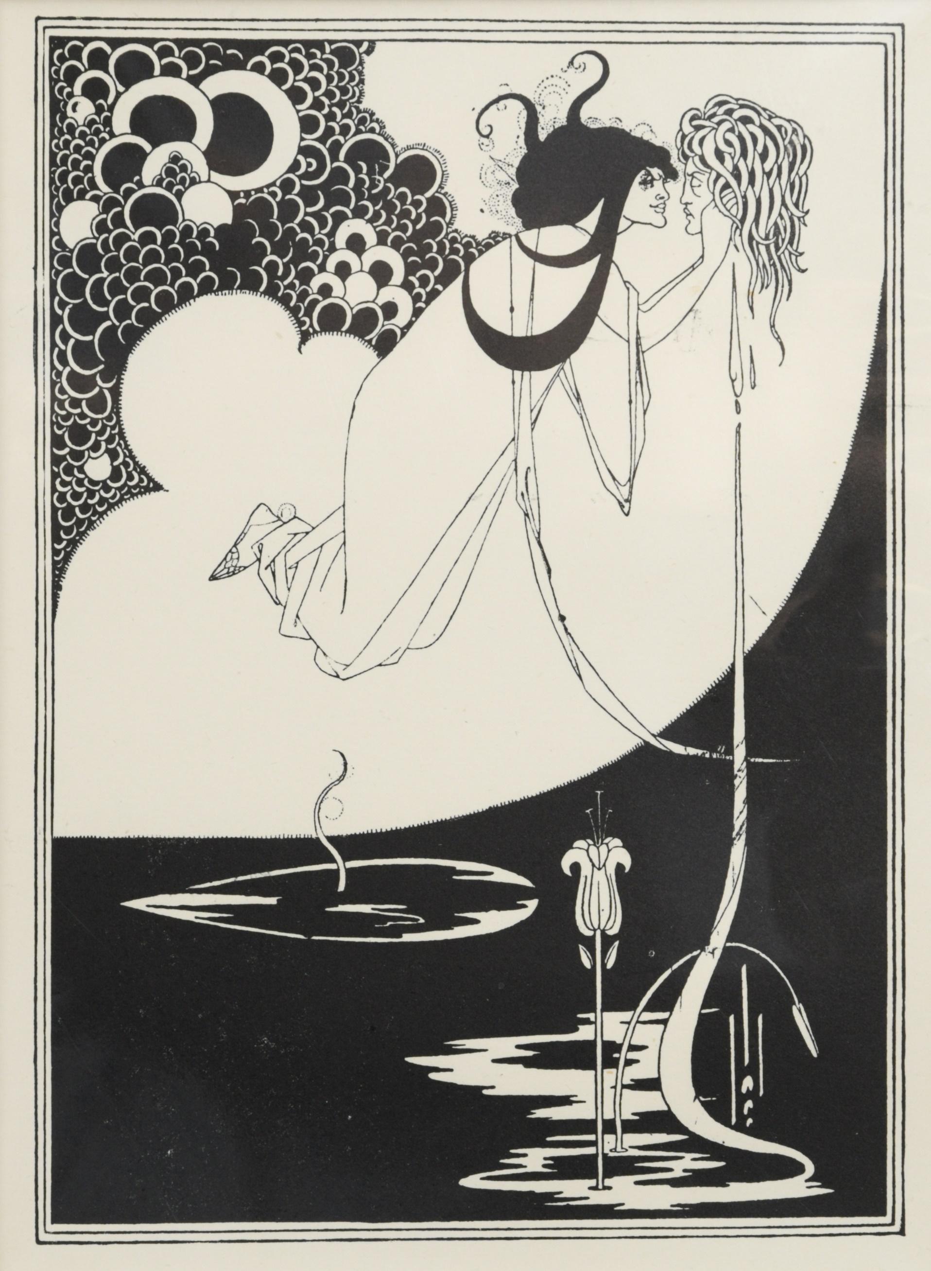 Aubrey Beardsley (British 1872-1898)