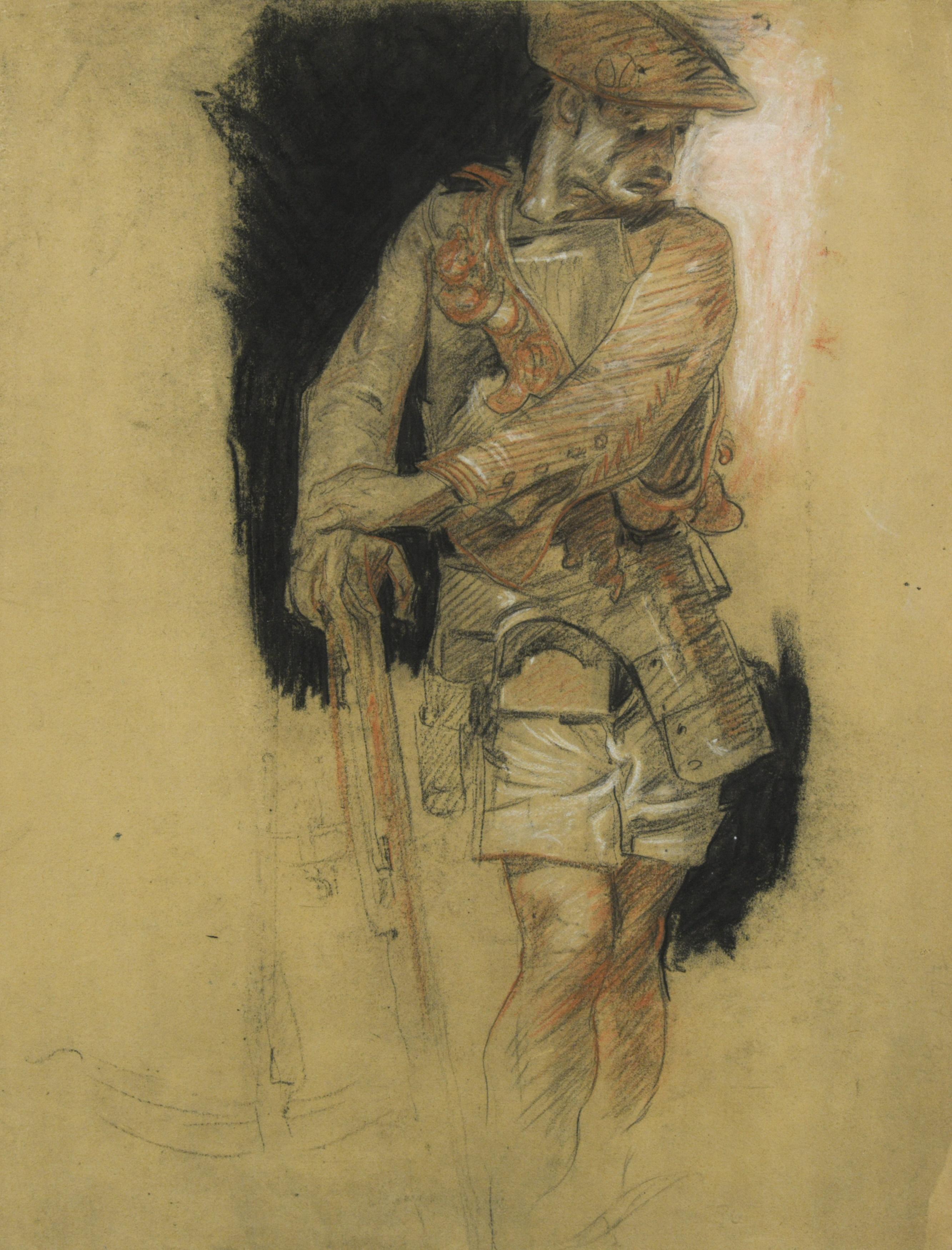 § Sir Frank Brangwyn RA RWS RBA (Welsh 1867-1956) - Image 3 of 3