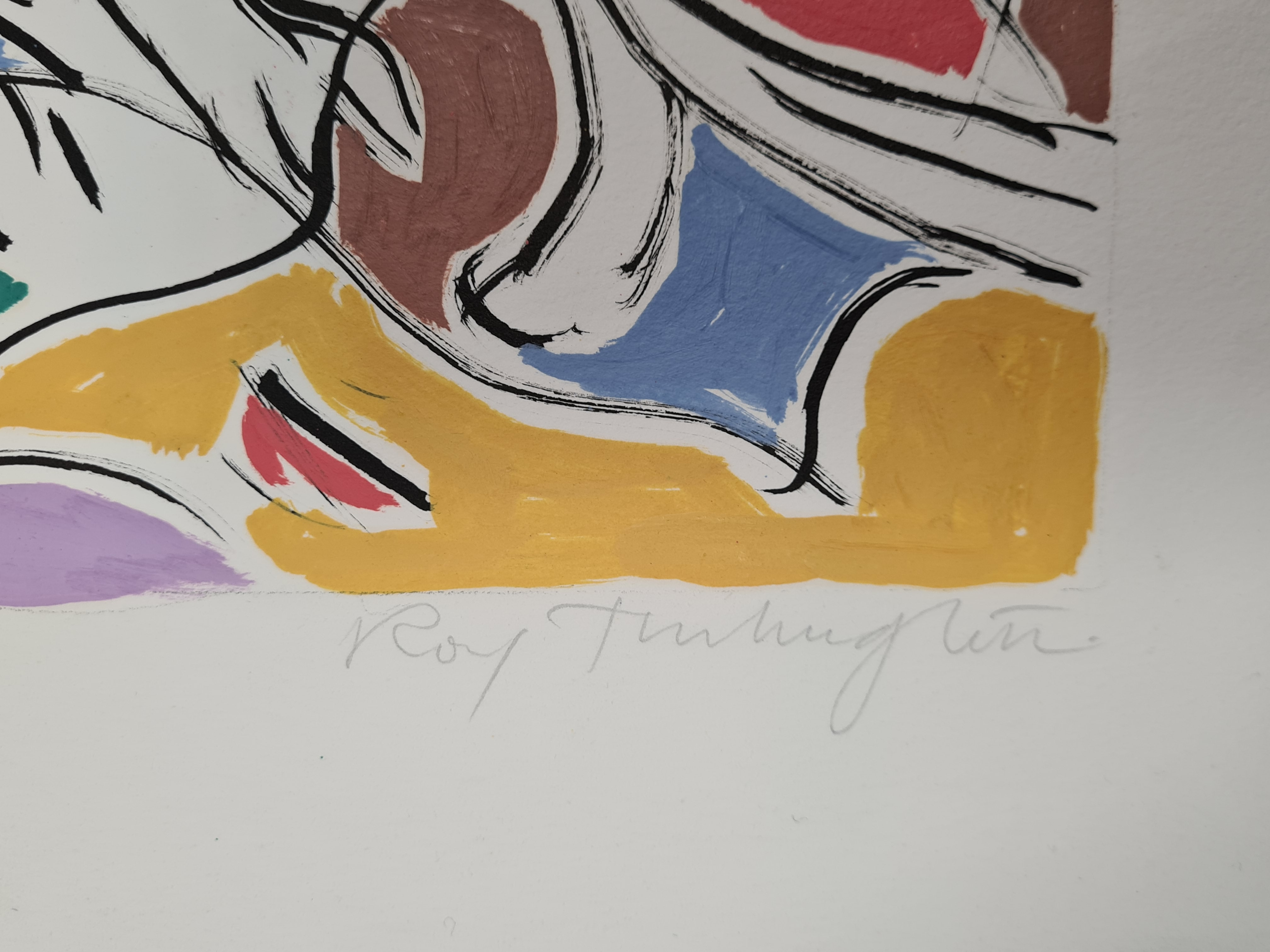 § A group of three unframed works, to include: - Image 7 of 11