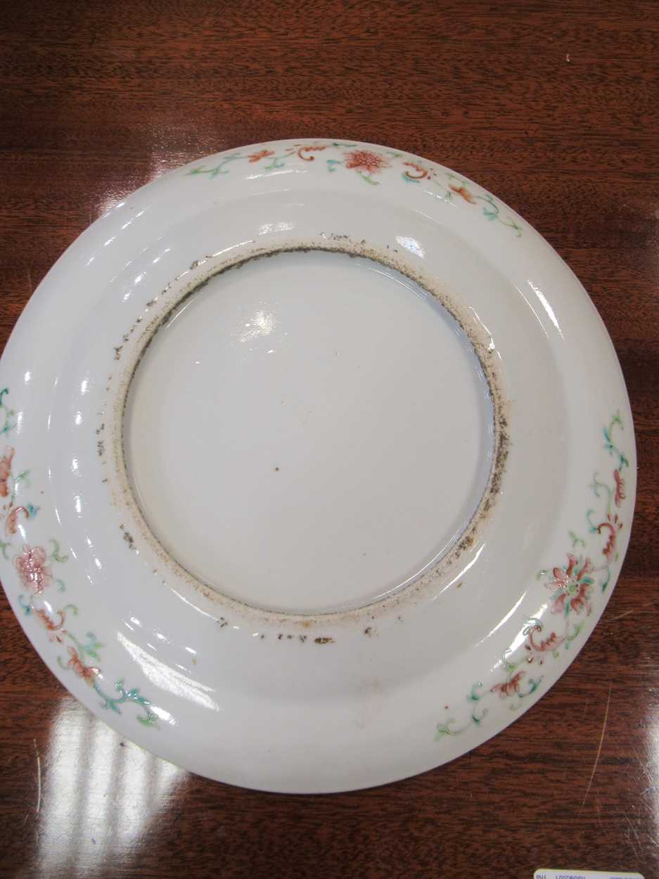 Various ceramic jars, plates and bowls (qty)Condition report: Marking and fading to gilt and pattern - Image 34 of 34