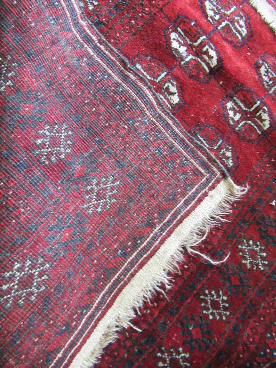 An early 20th century Beluchi prayer rug - Image 4 of 4