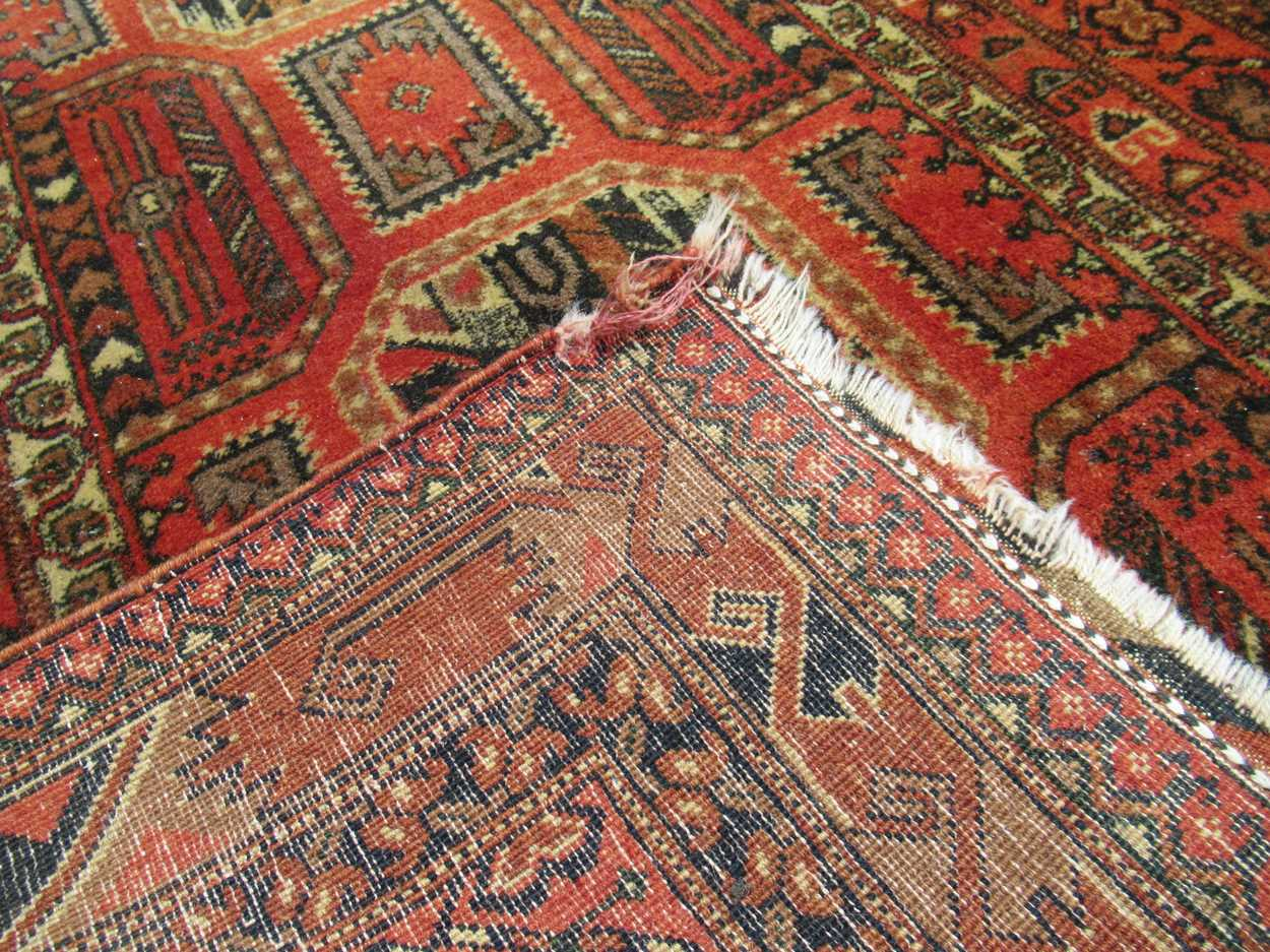 2 beluchi rugs 158 x 100cm (largest)Condition report: Condition very goodPile excellent on both - Image 5 of 5