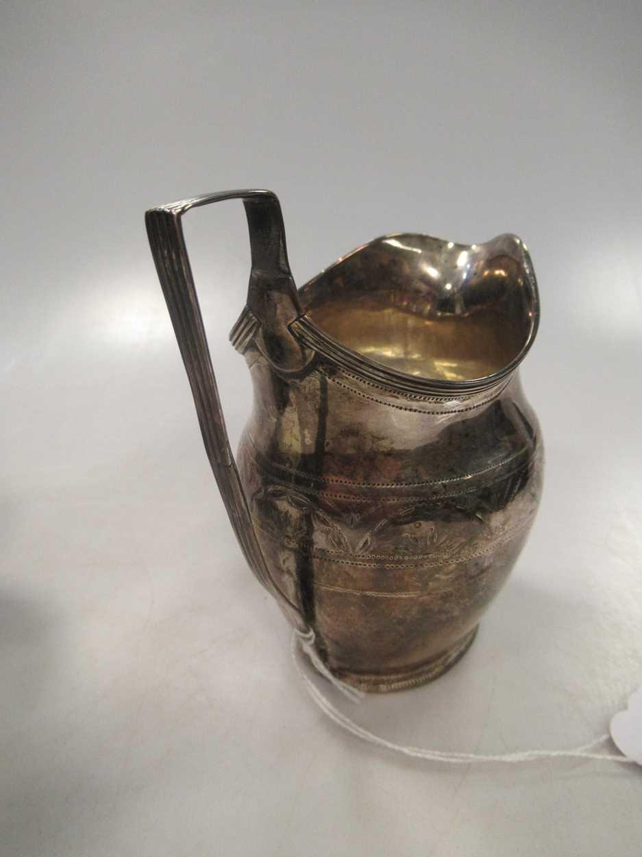 A Victorian vase sugar castor, repousse decoration, 23cm high, Sheffield 1899, maker HW for Lee & - Image 2 of 10