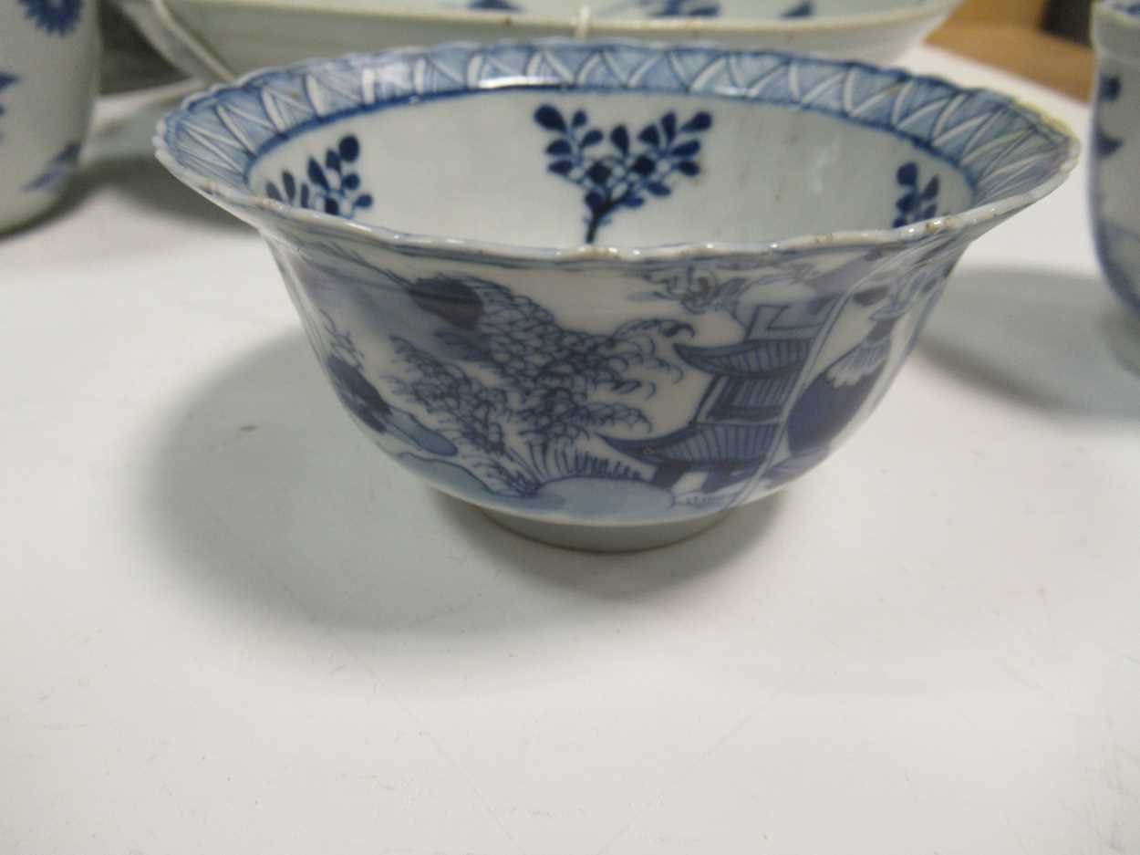 Various ceramic jars, plates and bowls (qty)Condition report: Marking and fading to gilt and pattern - Image 11 of 34