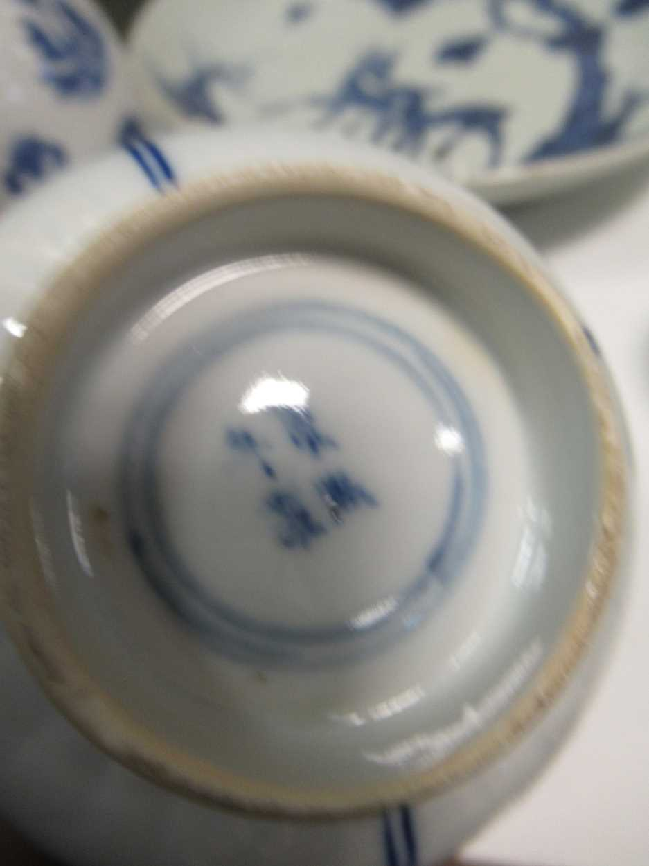 Various ceramic jars, plates and bowls (qty)Condition report: Marking and fading to gilt and pattern - Image 9 of 34
