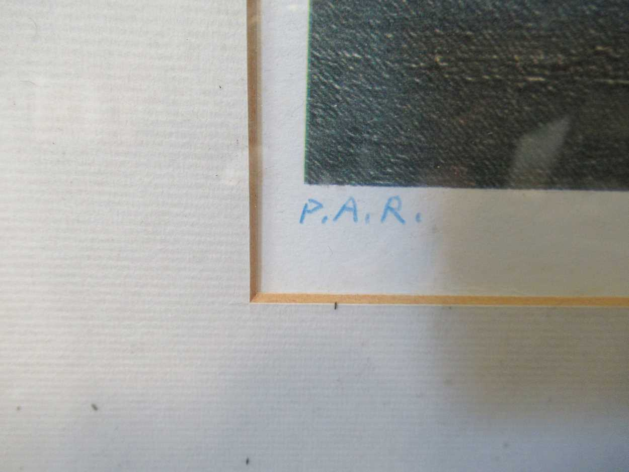 Two 20th century prints, to include: Jean Carzou (Armenian, 1907-2000), St-Paul-de-Vence, signed and - Image 3 of 10