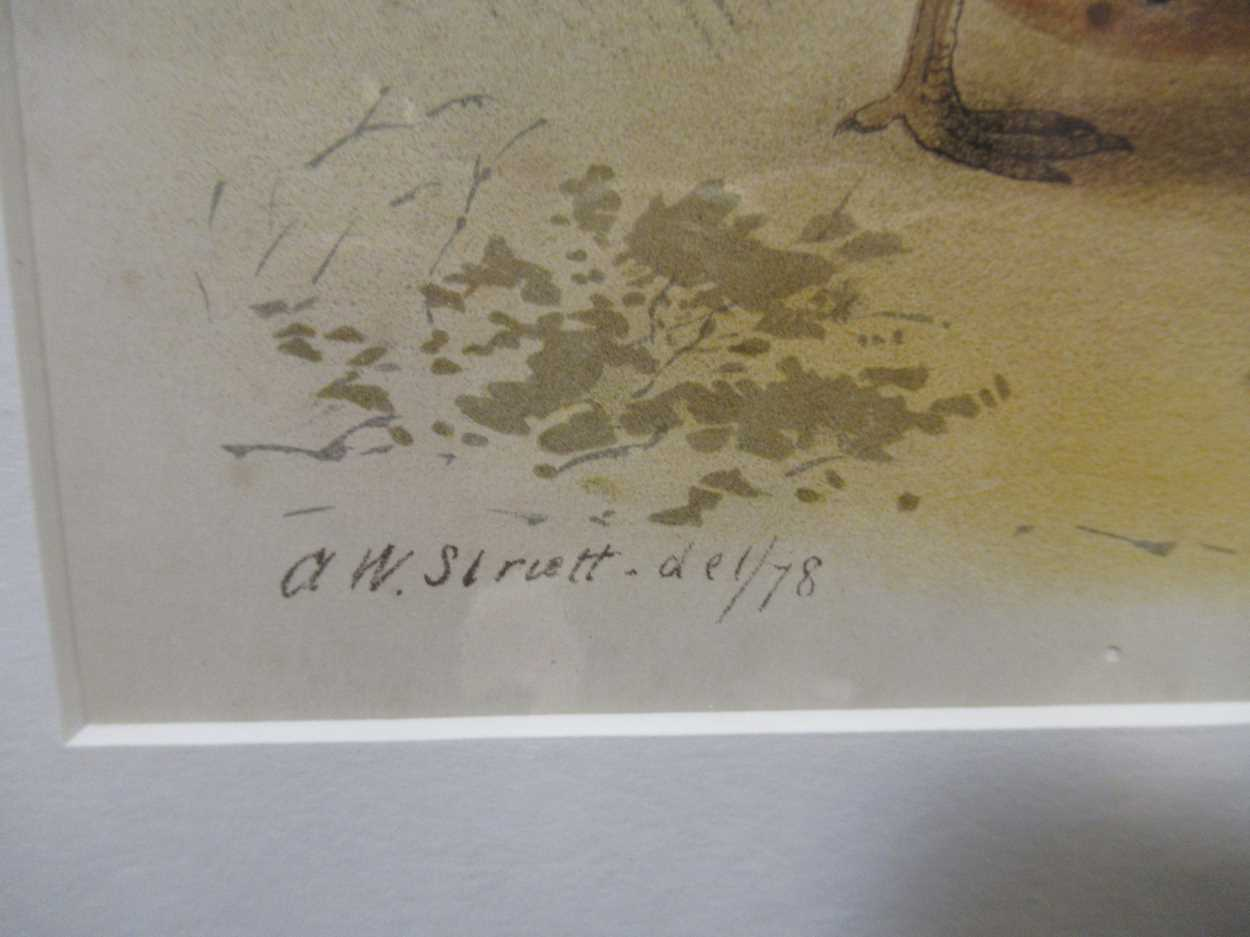 A group of five 19th and 20th century prints, to include: E J Harrington, Reunion, signed and - Image 5 of 9
