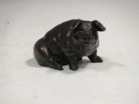 David Selby, Little Sitting Pig,