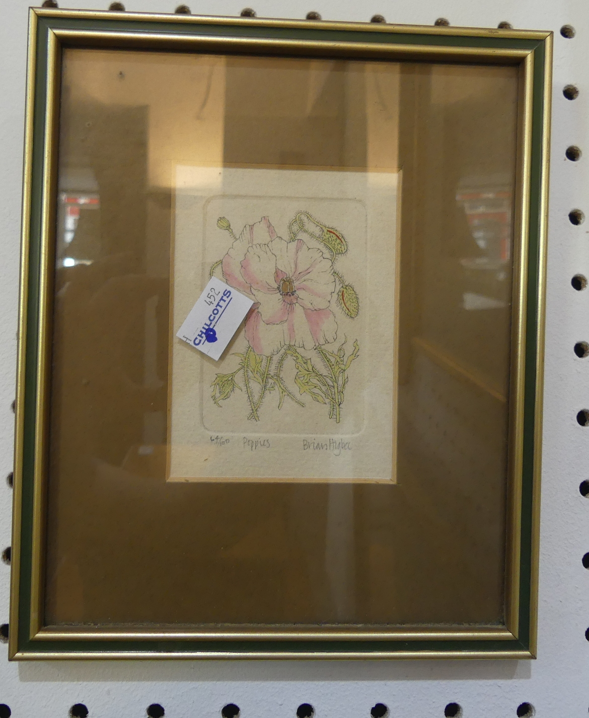 A small quantity of Watercolours, including a pair signed 'F. G. G. Wright', titled 'Dessie' and ' - Image 4 of 4