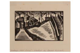 EDWARD WADSWORTH (1889-1949)