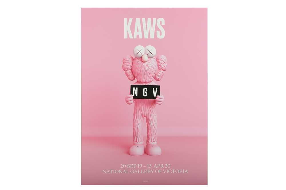 KAWS (AMERICAN B. 1974) - Image 2 of 3