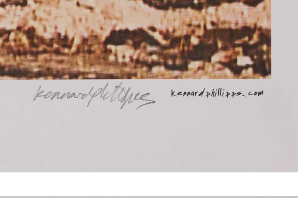KENNARDPHILLIPPS (PETER KENNARD & CAT PHILLIPPS) (BRITISH) - Image 2 of 2