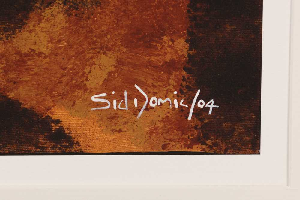 SID DOMIC (AUSTRALIAN B. 1975) - Image 2 of 4