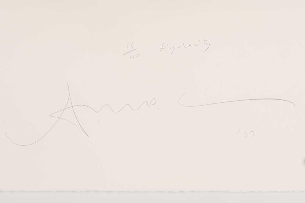 SIR ANTONY GORMLEY OBE, RA (BRITISH B. 1950) - Image 4 of 7