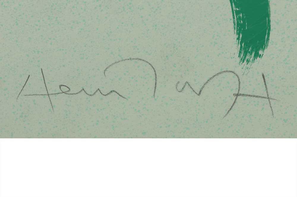 MICHAEL HEINDORFF (GERMAN B. 1949) - Image 8 of 8