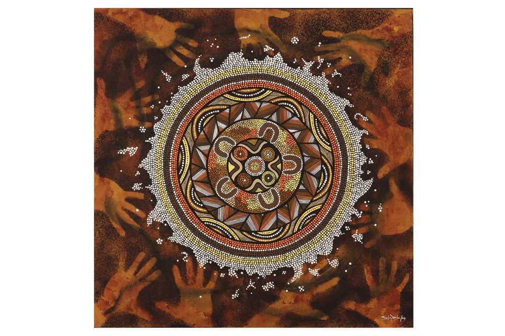 SID DOMIC (AUSTRALIAN B. 1975)