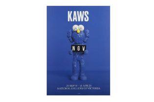 KAWS (AMERICAN B. 1974)