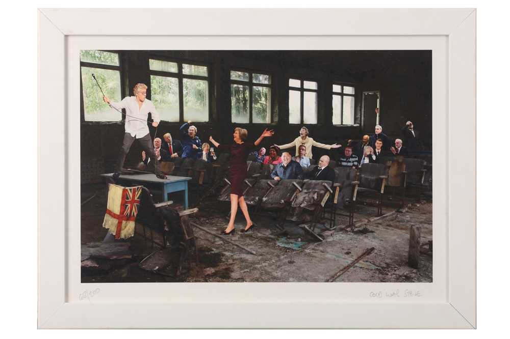 COLD WAR STEVE (BRITISH B. 1975)
