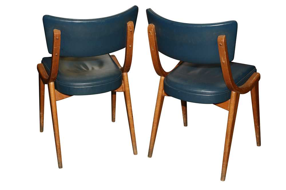 BENCHAIRS OF STOE, TWO PAIRS OF SIDE CHAIRS, CIRCA 1960S - Image 2 of 8