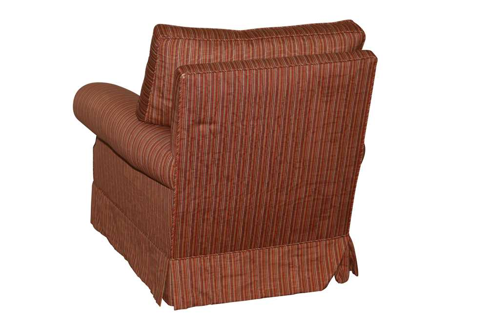 AN ARMCHAIR, LATE 20TH CENTURY - Image 2 of 2