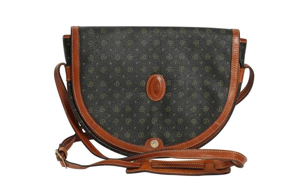 Coach Purple Shoulder Bag and Pollini Black Crossbody Bag - Image 2 of 6