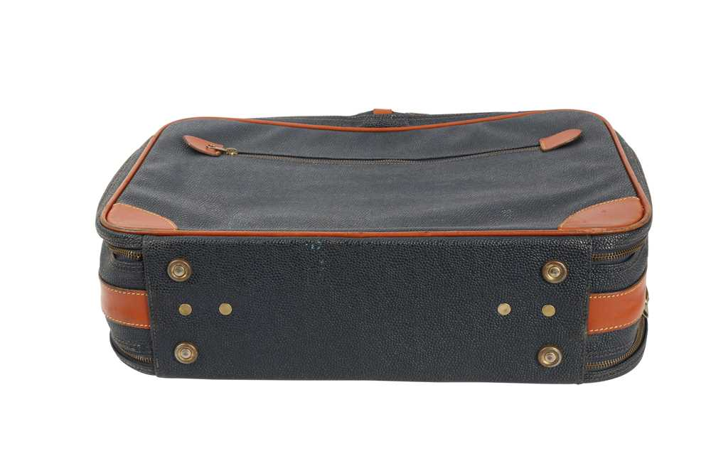 Two Vintage Suitcases Burberry Nova check and Mulberry - Image 8 of 10